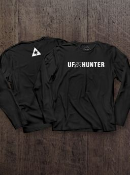 UFO hunter long sleeves shirt